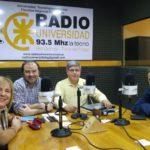 Los candidatos de UnirTDF pasaron por Radio Universidad (93.5)