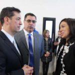 Prestaron juramento los flamantes jueces de Instrucción y también la fiscal Laura Urquiza