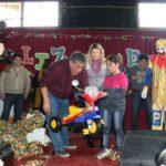 Con multitudinario acompañamiento, Tolhuin festejó el Día del Niño