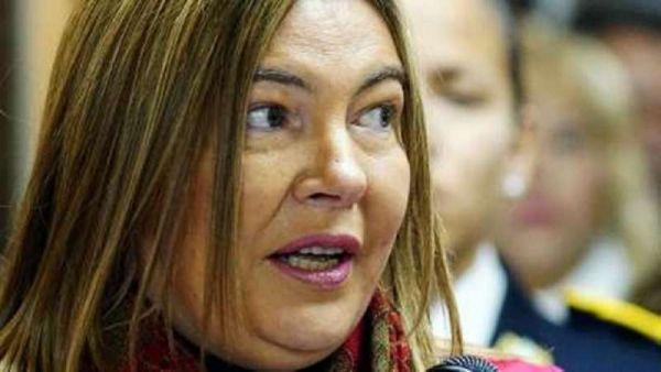 """La gobernadora Rosana Bertone dio un listado de funcionarios y organismos con los que no está conforme, al punto de advertirles que """"estén preocupados"""" porque su paciencia se agota."""