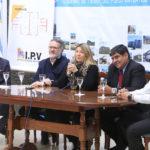 Margen Sur: Bertone anunció nueva urbanización en la que se harán 2556 viviendas
