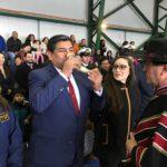 Arcando celebró con los hermanos chilenos el día de su Independencia