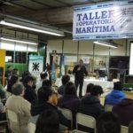 """Sexto Taller de Operatoria Marítima: """"Tierra del Fuego tiene enormes potencialidades pesqueras"""""""