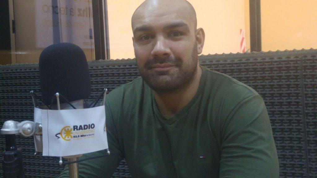 El ex jugador del Río Grande Hockey & Rugby Club y capitán del seleccionado de Tierra del Fuego, fue contratado por un año y medio por el Stade Foyen, equipo de la tercera división de Francia.