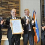 El ministro Santos abrió en Tierra del Fuego la Conferencia sobre gastronomía