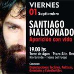 La provincia reclamará por Santiago Maldonado