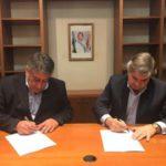 La AREF firmó convenio con el Municipio de Tolhuin