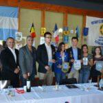 """La distinción """"Vecino Solidario 2017"""" fue para José Bonilla"""