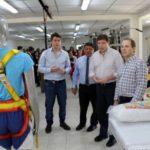 El municipio presentó nuevo equipamiento especializado