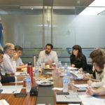 Martinioni participó del encuentro del Comité Ejecutivo del COFECYT