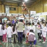"""Comenzó la """"Muestra Provincial de Ciencia y Tecnología"""" en Ushuaia"""