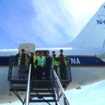 La Nasa llegó a Ushuaia para su nueva misión científica