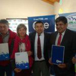 Convenio para el Desarrollo de Centro Comercial a Cielo Abierto en Tolhuin