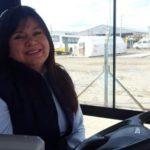 Transporte público: Río Grande ya tiene a su primera chofer