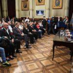 Premio Dr. René Favaloro al deportista solidario