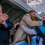 """Multitudinario festejo en Ushuaia: """"El desfile visibiliza el esfuerzo que hacen todas las instituciones"""""""