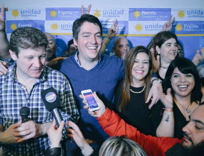 En tal sentido la fórmula del Frente Ciudadano y Social integrada por Martín Pérez-Carolina Yutrovic, y apoyada por los intendentes Melella y Vuoto se impuso en toda la provincia con el 29,99% lo que representó un total de 27.771 votos.