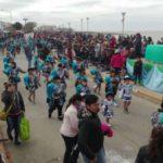 Una multitud acompañó los festejos por el día de la primavera