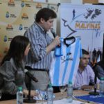 Río Grande correrá por Malvinas con la camiseta argentina