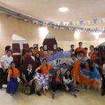 Jóvenes fueguinos representaron a la provincia en los Evita Culturales