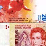 Hoy en Río Grande se presenta el billete de $20