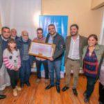 Reconocimiento a familias centenarias de Ushuaia