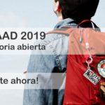 Abrió la convocatoria 2019 del Programa UTN DAAD