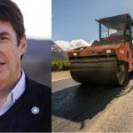 Tito Stefani anunció la licitación para el tramo San Sebastián-Chile