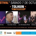 Festival musical celebrando el 45° aniversario de Tolhuin