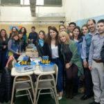 Se capacitaron 130 docentes de toda la provincia en Robótica