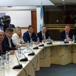 """Bertone afirmó que la posición conjunta es """"no perder un centavo de recursos ni resignar federalismo"""""""