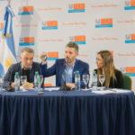 El gobierno expuso en conferencia de prensa los casos de corrupción de la gestión Ríos