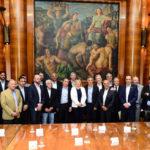 Firmaron acuerdo global para mejorar la competitividad de la industria electrónica
