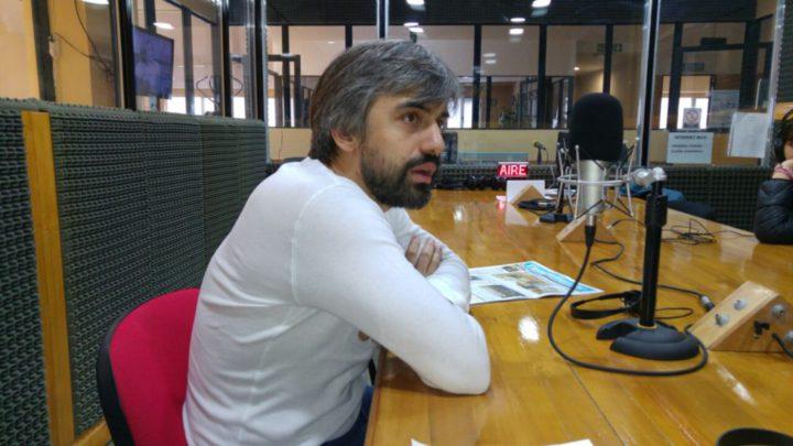 """RECLAMO. En diálogo con Radio Universidad (93.5), el concejal Paulino Rossi cuestionó que Alejandro Nogar tenga """"bajo siete llaves"""" la información, """"si es que está"""", sobre los números del Concejo Deliberante de Río Grande."""