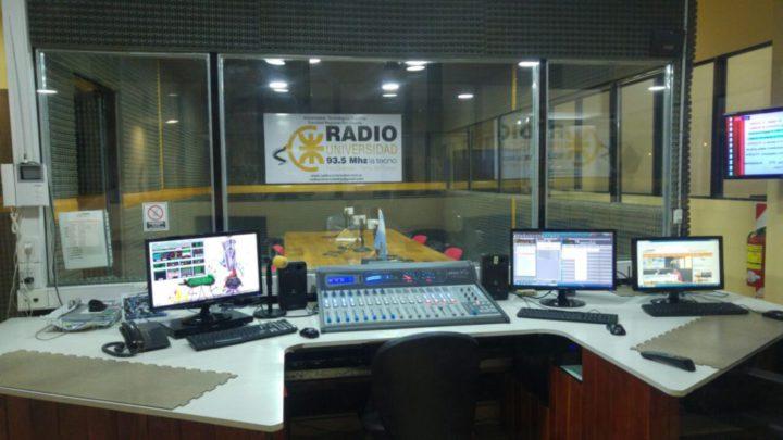 Nuevo reconocimiento a Radio Universidad (93.5): declaran de Interés Provincial a la primera radio universitaria de Tierra del Fuego.