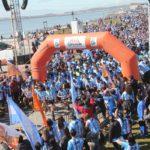 Más de 11 mil personas corrieron nuevamente por las Islas y el diálogo bilateral