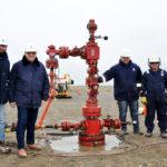 A partir del 'súper pozo' se amplía el horizonte de la exploración petrolera