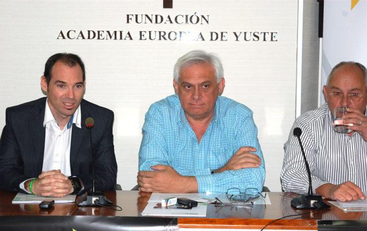 Nueva conducción. El presidente de la RIU, Daniel Martín Pena, junto al vicepresidente Mario Giorgi (actual vicepresidente de ARUNA)