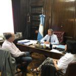 Tras los anuncios de Dujovne, legisladores de la UCR llevan adelante gestiones en Buenos Aires