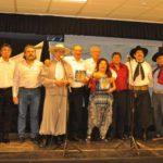 Festejos por los 15 años de programa folklórico y tradicionalista