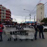 Manifestaciones en la provincia por Santiago Maldonado