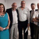 Gobierno provincial debatió en el congreso el proyecto de Roma