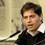 El diputado Axel Kicillof garantizó el respaldo del FPV a la provincia