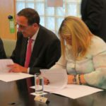Cuenca Marina Austral 1: se firmó la prórroga de concesión por 10 años con consorcio petrolero