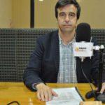 """El legislador Rubinos afirmó que la ley cuestionada implica un """"traspaso"""" al gobierno"""
