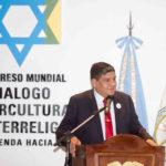 Arcando inauguró el II Congreso Mundial de Diálogo Intercultural e Interreligioso