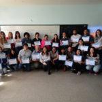 Robótica: el Ministerio de Ciencia y Tecnología de la Provincia capacitó a 130 docentes