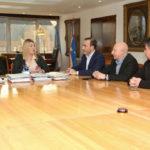 "Bertone pidió audiencia ""urgente"" con Macri"