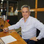 Diego Navarro mostró preocupación por el aumento de impuestos al sector privado