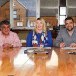 La provincia y los municipios de Ushuaia y Tolhuin firmaron el consenso fiscal